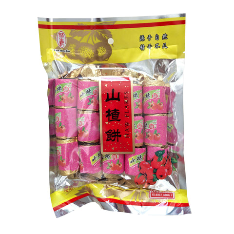 Lam Sheng Kee Haw Flakes 15 Rolls