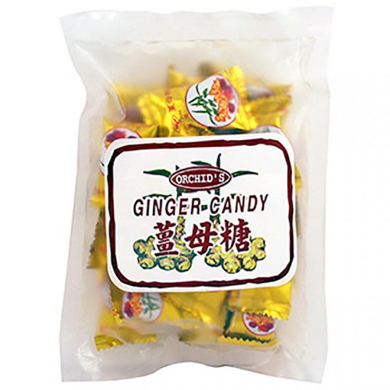 Orchid's Ginger Candy Hard