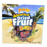 philippine dried fruit balls assorted gift box
