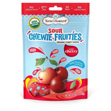 Torie and Howard Chewie Fruities Sour Cherry Candy