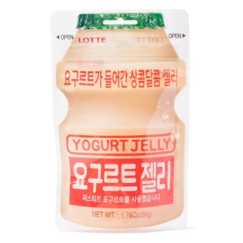 Lotte Korea Yogurt Jelly