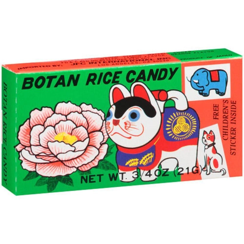 Botan Japanese Rice Chewy Candy