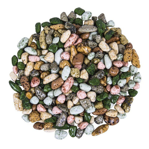 Kimmie Candy Riverstones Chocorocks 5 lb Bag Seasonal Kimmie Candy