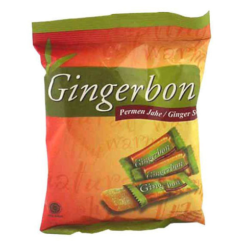 Gingerbon Ginger Chews Candy