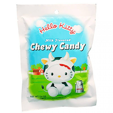 Hello Kitty Milk Chewy Candy Japan