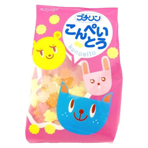 Konpeito Kasugai Japan Plum Sugar Candy