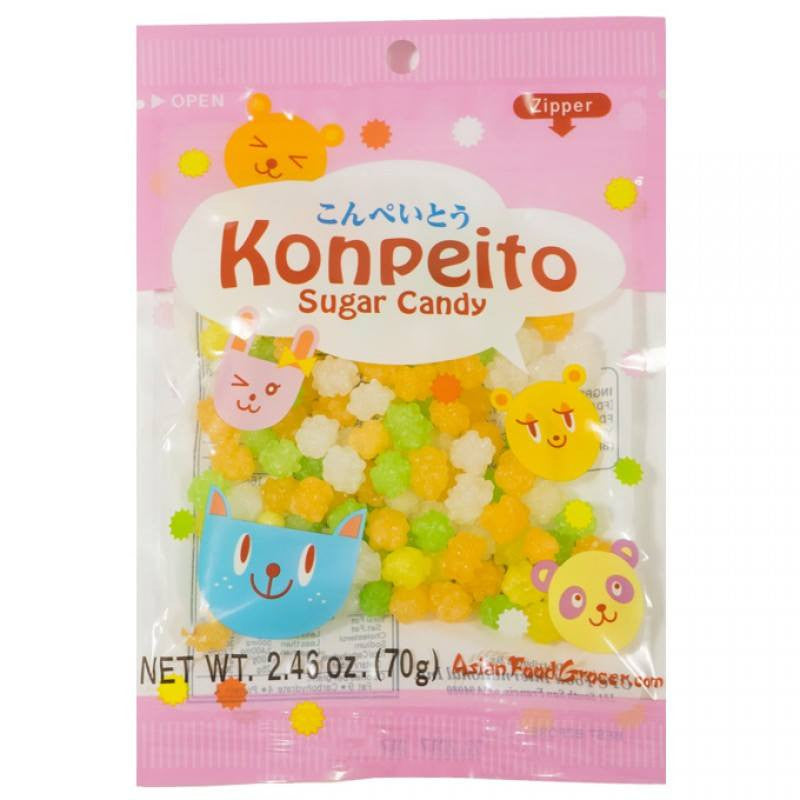 Konpeito Sugar Candy Asian Food Grocer