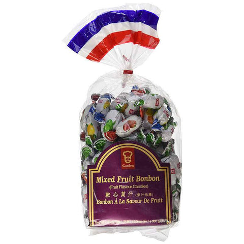 Garden Mixed Fruit Bonbon Hard Candy, 12.3 oz Hard Garden