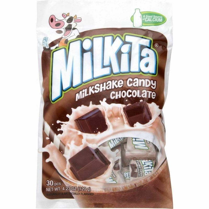 Unican Milkita Chocolate Milk Chewy Candy From Indonesia Chewy Unican