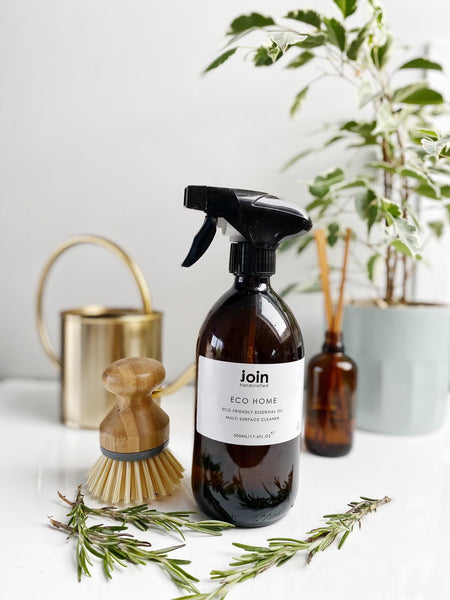 Join Eco Home | Eco Friendly, Non-Toxic, Plastic Free, Natural Multi Surface Cleaner