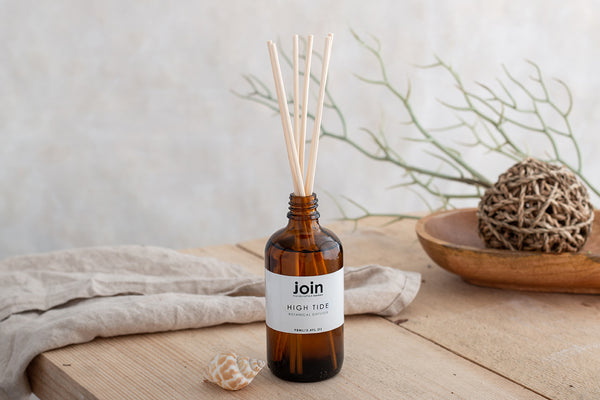 High Tide - Join Luxury Essential Oil Botanical Room Diffuser
