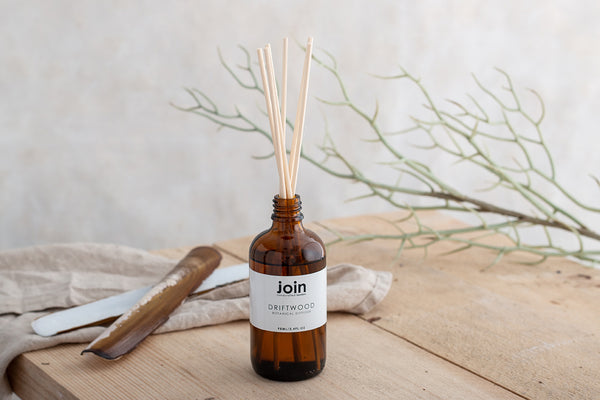 Driftwood - Join Luxury Essential Oil Botanical Room Diffuser
