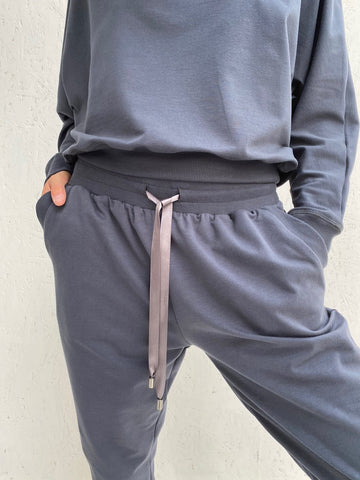 Chalk Clothing - Tess Jogger - Charcoal