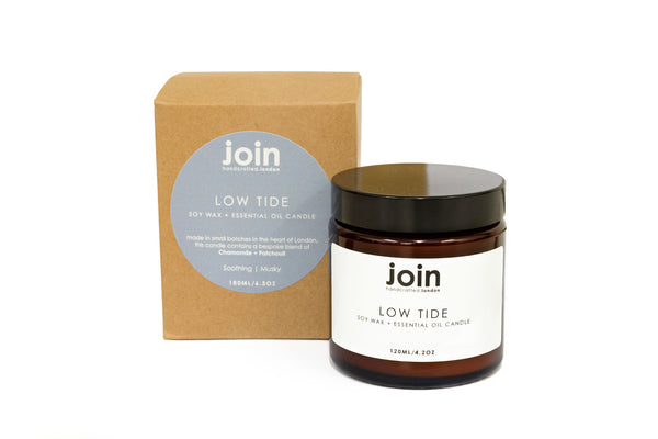 Low Tide - Join Apothecary Luxury Scented Soy Wax Candle