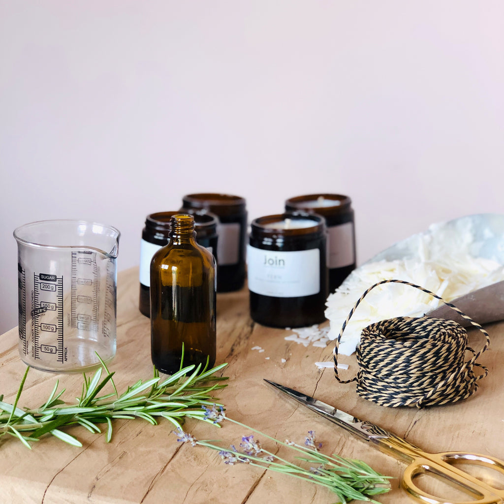 An Introduction to Essential Oil Candle Making, Saturday 21st September 2019 11am-1pm