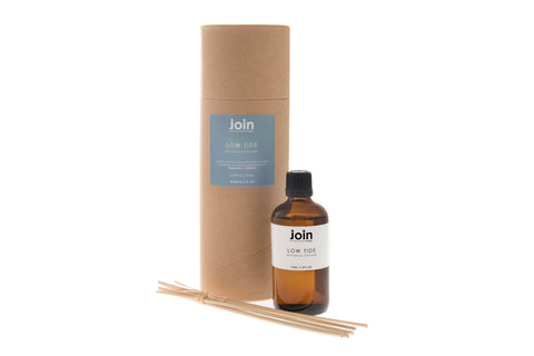 Low Tide - Join Luxury Essential Oil Botanical Diffuser