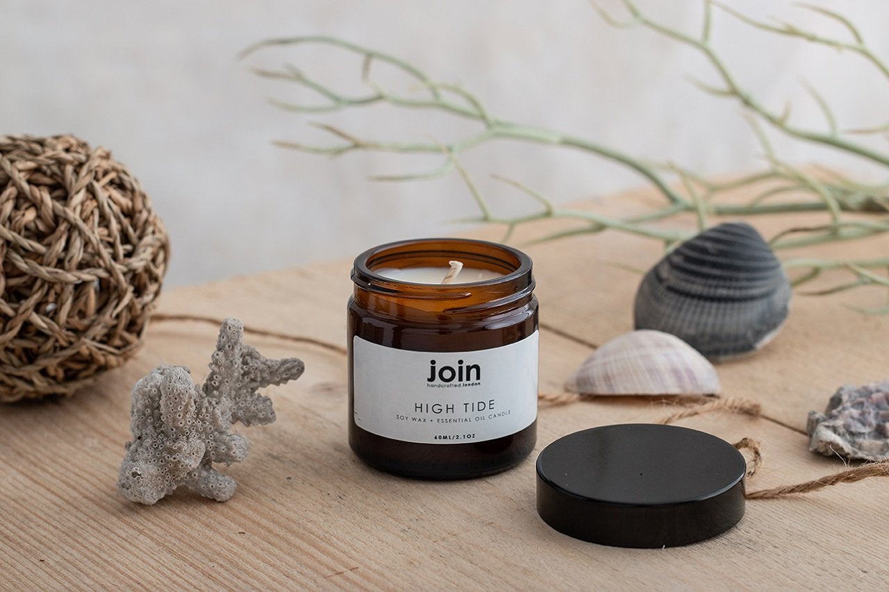 Join candles, inspired by nature