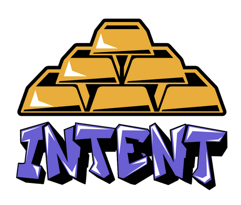 Intent Gold Bars of Los Angeles. We are a clothing brand