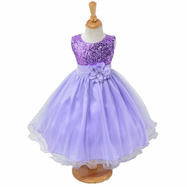 3-14yrs teenagers Girls Dress Wedding Party Princess Christmas Dresse for girl Party Costume Kids Cotton Party girls Clothing-hipnfly-as picture 5-3T-hipnfly