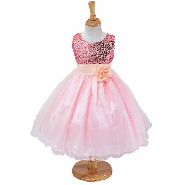 3-14yrs teenagers Girls Dress Wedding Party Princess Christmas Dresse for girl Party Costume Kids Cotton Party girls Clothing-hipnfly-as picture 10-3T-hipnfly
