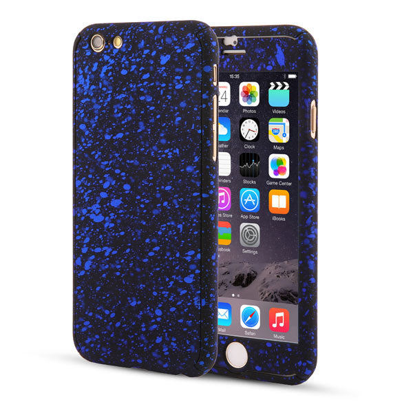 3D Stars Phone Cases For iPhone 6 / 6s / Plus-hipnfly-Royal Blue-For Iphone 6 6s-hipnfly