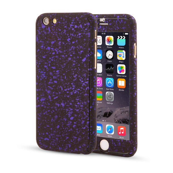 3D Stars Phone Cases For iPhone 6 / 6s / Plus-hipnfly-Purple-For Iphone 6 6s-hipnfly