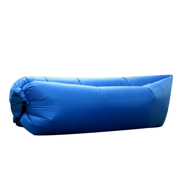 Inflatable Hammock Sofa - Air Bed-hipnfly-Sapphire Banana-hipnfly