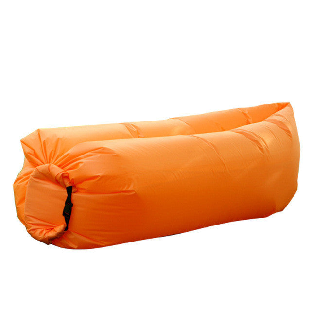 Inflatable Hammock Sofa - Air Bed-hipnfly-Orange Banana-hipnfly