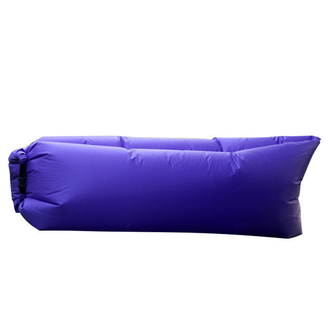 Inflatable Hammock Sofa - Air Bed-hipnfly-purple Banana-hipnfly