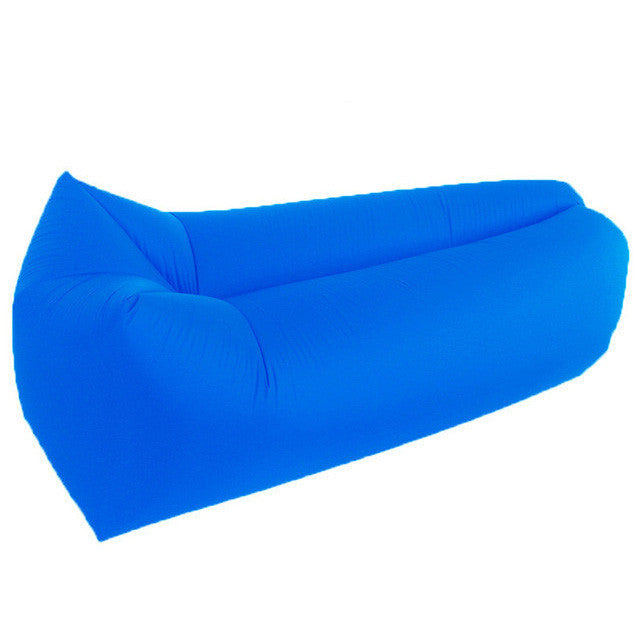 Inflatable Hammock Sofa - Air Bed-hipnfly-Sapphire Square-hipnfly