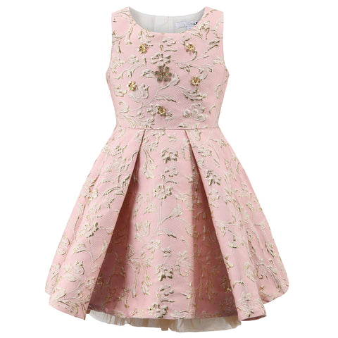 Baby Girl Princess Dress 3-12 Years Kids Sleeveless Autumn Winter Dresses for Toddler Girl Children Fashion Clothing