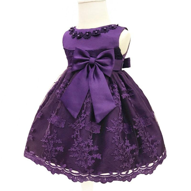 Baby Girls Dress For Party Princess Dresses Infant Christening Gown 1 Year Birthday Dress Christmas Baby Girls Clothing 4ds100-hipnfly-hipnfly