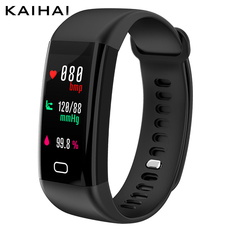 KAIHAI H20 Swim fitness tracker blood pressure heart rate monitor wristwatch sport smart bracelet band Waterproof IP68 Wristband-hipnfly-hipnfly
