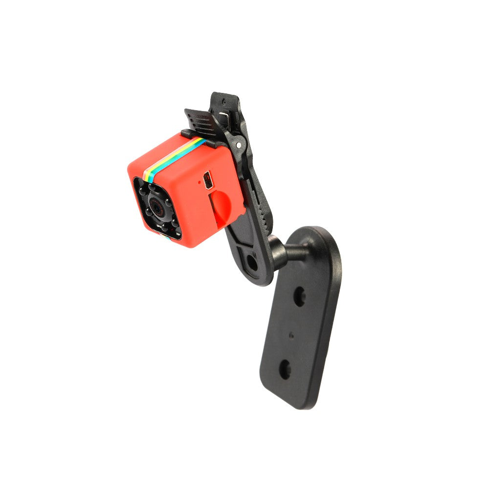SQ11 1080P Sport DV Mini Infrared Night Vision Monitor Concealed Camera Car DV Digital Video Recorder-hipnfly-Red-hipnfly