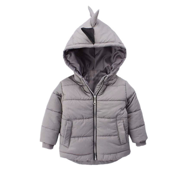 Kids coat 2019 Autumn Winter Boys Jacket for Boys Children Clothing Hooded Outerwear Baby Boy Clothes 4 5 6 7 8 9 10 11 12 Year-hipnfly-gary-4T-hipnfly