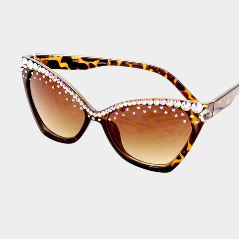 bling crystal sunglasses