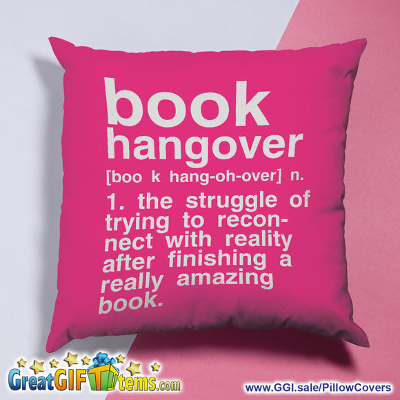 Book Hangover - The Struggle Of Trying To Reconnect With Reality