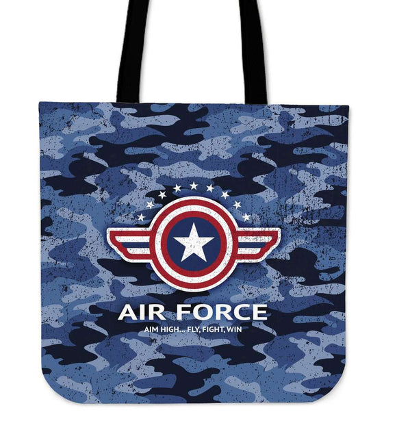 Air Force Totebag - GreatGiftItems.com