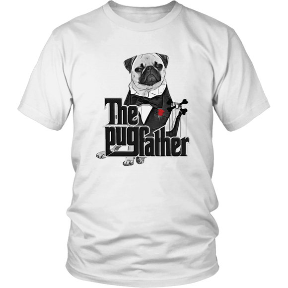 #The Pug Father Put T-Shirt For Both Women And Men - GreatGiftItems.com