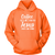 Coffee Gets Me Started Jesus Keeps Me Going Hoodie
