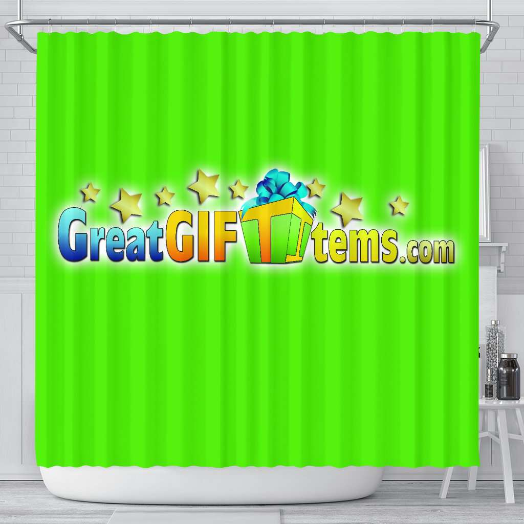 GGI Shower Curtain - GreatGiftItems.com