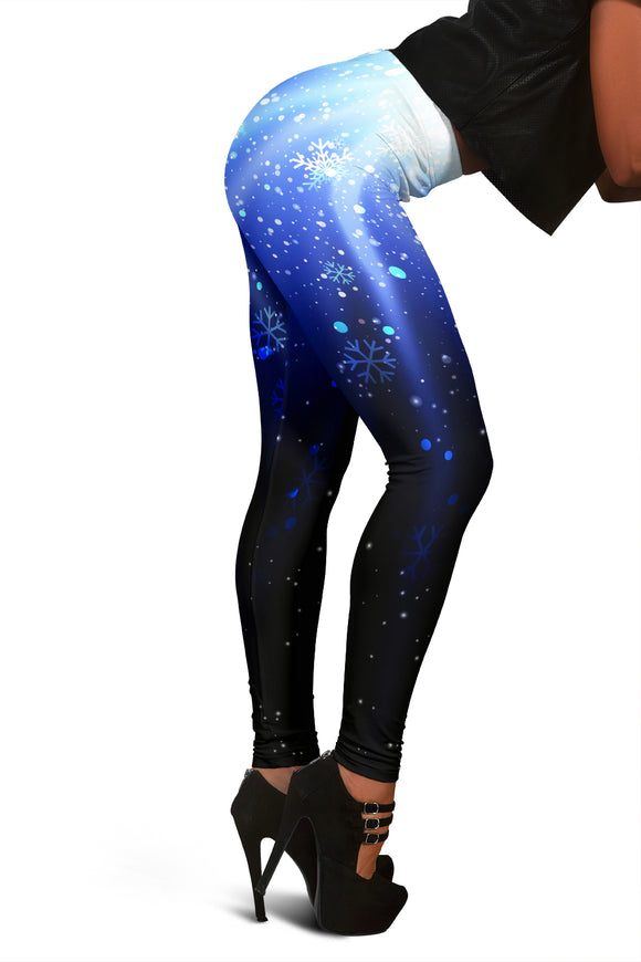 Christmas Leggings For Women Who Love To Shine Ever So Bright