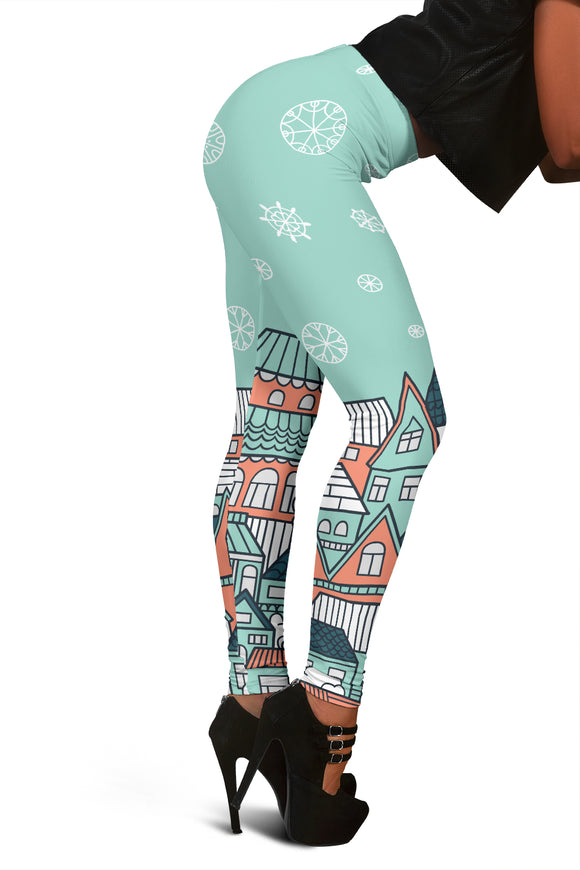 Christmas Leggings For Women Who Love To Look Cute And Attractive