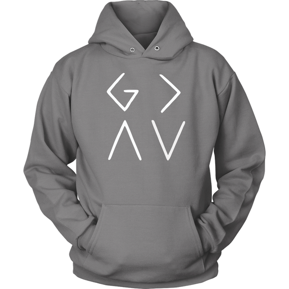 God Is Greater Than The Highest And Lowest Hoodie