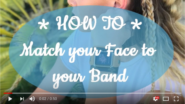 Tutorial to Change Your Apple Watch Face to Match Your Band