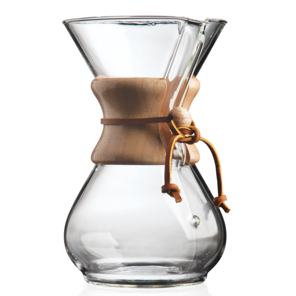 Joe Van Gogh Coffee Chemex