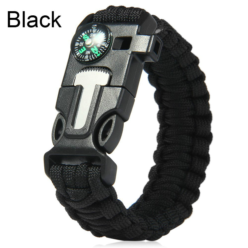 Tactical Survival Bracelet