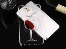 iPhone and Samsung Red Wine Case Free + Shipping