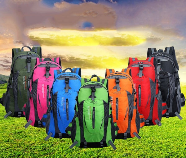 High Quality Waterproof  Travel Backpack 36-55L