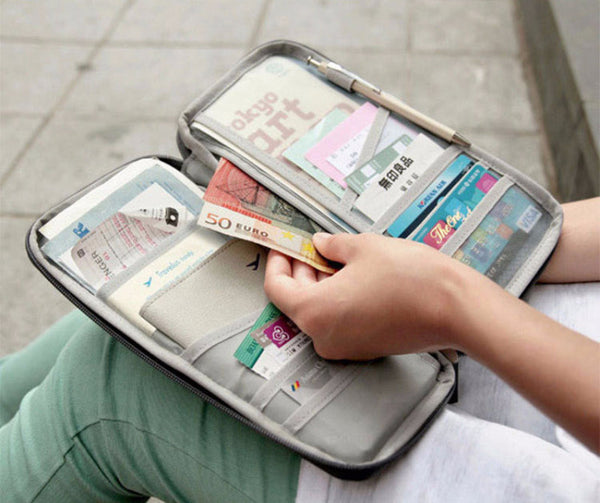 Ultimate Portable Travel Wallet